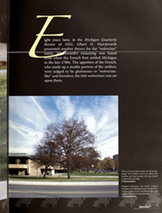 Page 13, 2006 Edition, University of Michigan - Michiganensian Yearbook (Ann Arbor, MI) online yearbook collection