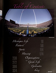 Page 15, 2006 Edition, University of Michigan - Michiganensian Yearbook (Ann Arbor, MI) online yearbook collection