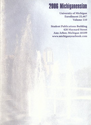 Page 5, 2006 Edition, University of Michigan - Michiganensian Yearbook (Ann Arbor, MI) online yearbook collection
