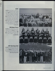 Page 247, 2007 Edition, University of Michigan - Michiganensian Yearbook (Ann Arbor, MI) online yearbook collection