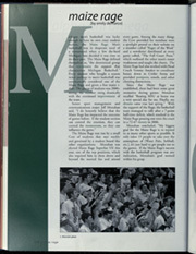Page 252, 2007 Edition, University of Michigan - Michiganensian Yearbook (Ann Arbor, MI) online yearbook collection