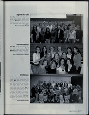 Page 261, 2007 Edition, University of Michigan - Michiganensian Yearbook (Ann Arbor, MI) online yearbook collection