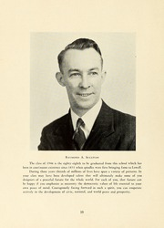 Page 14, 1946 Edition, Lowell High School - Spindle Yearbook (Lowell, MA) online yearbook collection