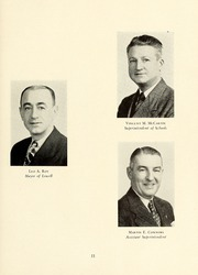 Page 15, 1946 Edition, Lowell High School - Spindle Yearbook (Lowell, MA) online yearbook collection