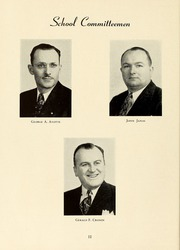 Page 16, 1946 Edition, Lowell High School - Spindle Yearbook (Lowell, MA) online yearbook collection