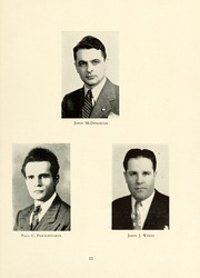 Page 17, 1946 Edition, Lowell High School - Spindle Yearbook (Lowell, MA) online yearbook collection