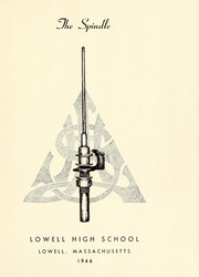 Page 5, 1946 Edition, Lowell High School - Spindle Yearbook (Lowell, MA) online yearbook collection