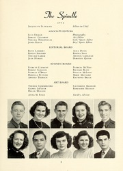 Page 9, 1946 Edition, Lowell High School - Spindle Yearbook (Lowell, MA) online yearbook collection