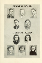 Page 11, 1949 Edition, Lowell High School - Spindle Yearbook (Lowell, MA) online yearbook collection