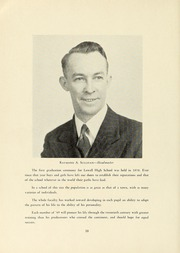Page 14, 1949 Edition, Lowell High School - Spindle Yearbook (Lowell, MA) online yearbook collection