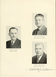 Page 15, 1949 Edition, Lowell High School - Spindle Yearbook (Lowell, MA) online yearbook collection