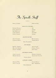 Page 8, 1949 Edition, Lowell High School - Spindle Yearbook (Lowell, MA) online yearbook collection
