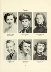 Page 9, 1949 Edition, Lowell High School - Spindle Yearbook (Lowell, MA) online yearbook collection