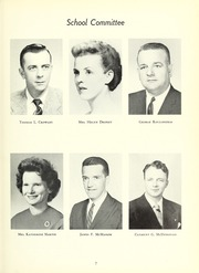 Page 11, 1965 Edition, Lowell High School - Spindle Yearbook (Lowell, MA) online yearbook collection