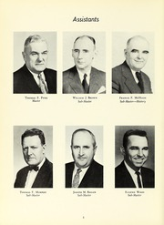 Page 12, 1965 Edition, Lowell High School - Spindle Yearbook (Lowell, MA) online yearbook collection