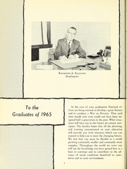 Page 6, 1965 Edition, Lowell High School - Spindle Yearbook (Lowell, MA) online yearbook collection