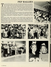 Page 16, 1988 Edition, Lowell High School - Spindle Yearbook (Lowell, MA) online yearbook collection
