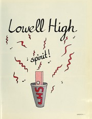 Page 5, 1988 Edition, Lowell High School - Spindle Yearbook (Lowell, MA) online yearbook collection