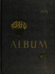 1951 Edition, NYU Washington Square College - Album Yearbook (New York, NY)