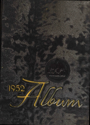 1952 Edition, NYU Washington Square College - Album Yearbook (New York, NY)