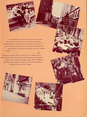 Page 14, 1952 Edition, NYU Washington Square College - Album Yearbook (New York, NY) online yearbook collection