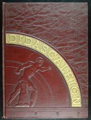 1941 Edition, Suny Cortland - Didascaleion Yearbook (Cortland, NY)