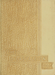 1946 Edition, Suny Cortland - Didascaleion Yearbook (Cortland, NY)