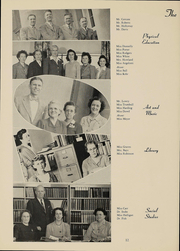 Page 13, 1946 Edition, Suny Cortland - Didascaleion Yearbook (Cortland, NY) online yearbook collection