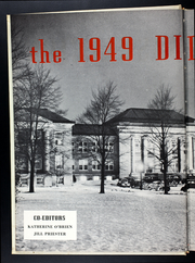 Page 6, 1949 Edition, Suny Cortland - Didascaleion Yearbook (Cortland, NY) online yearbook collection
