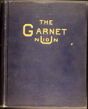 Union College - Garnet Yearbook (Schenectady, NY) online yearbook collection, 1910 Edition, Page 1