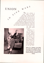 Page 12, 1943 Edition, Union College - Garnet Yearbook (Schenectady, NY) online yearbook collection