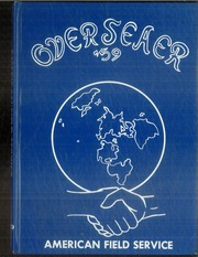 1959 Edition, American Field Service Exchange Program - Overseaer Yearbook (New York, NY)