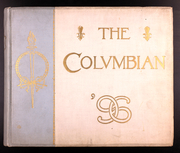 Page 1, 1896 Edition, Columbia University - Columbian Yearbook (New York, NY) online yearbook collection