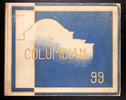 Page 1, 1899 Edition, Columbia University - Columbian Yearbook (New York, NY) online yearbook collection
