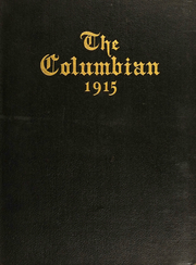 Page 1, 1915 Edition, Columbia University - Columbian Yearbook (New York, NY) online yearbook collection