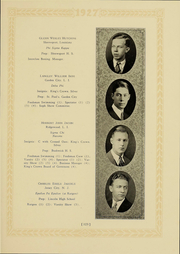 Page 117, 1927 Edition, Columbia University - Columbian Yearbook (New York, NY) online yearbook collection