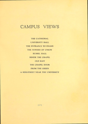 Page 12, 1927 Edition, Columbia University - Columbian Yearbook (New York, NY) online yearbook collection
