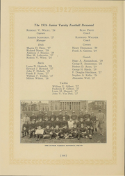Page 258, 1927 Edition, Columbia University - Columbian Yearbook (New York, NY) online yearbook collection