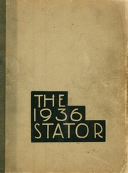 Page 1, 1936 Edition, Corning Free Academy - Stator Yearbook (Corning, NY) online yearbook collection