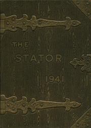 1941 Edition, Corning Free Academy - Stator Yearbook (Corning, NY)