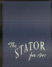 1947 Edition, Corning Free Academy - Stator Yearbook (Corning, NY)