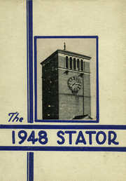 1948 Edition, Corning Free Academy - Stator Yearbook (Corning, NY)