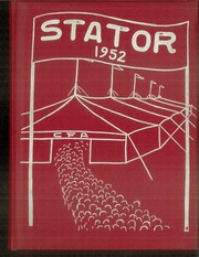 1952 Edition, Corning Free Academy - Stator Yearbook (Corning, NY)