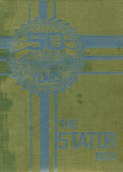 1953 Edition, Corning Free Academy - Stator Yearbook (Corning, NY)