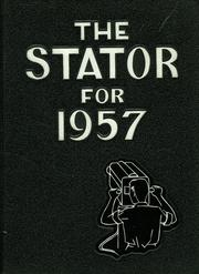 1957 Edition, Corning Free Academy - Stator Yearbook (Corning, NY)
