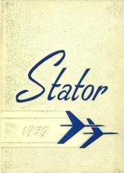 1959 Edition, Corning Free Academy - Stator Yearbook (Corning, NY)