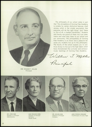 Page 12, 1959 Edition, Corning Free Academy - Stator Yearbook (Corning, NY) online yearbook collection