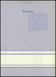 Page 3, 1959 Edition, Corning Free Academy - Stator Yearbook (Corning, NY) online yearbook collection