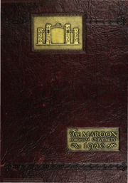 Fordham University - Maroon Yearbook (New York, NY) online yearbook collection, 1926 Edition, Page 1