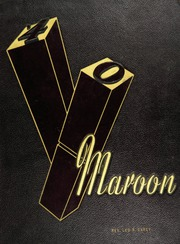 Fordham University - Aries / Maroon Yearbook (New York, NY) online yearbook collection, 1940 Edition, Page 1